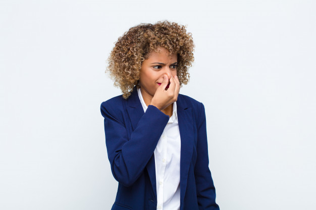 bad breath is a networking sin