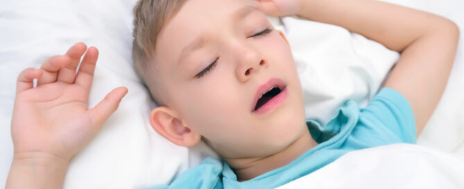 impact of mouth breathing in children
